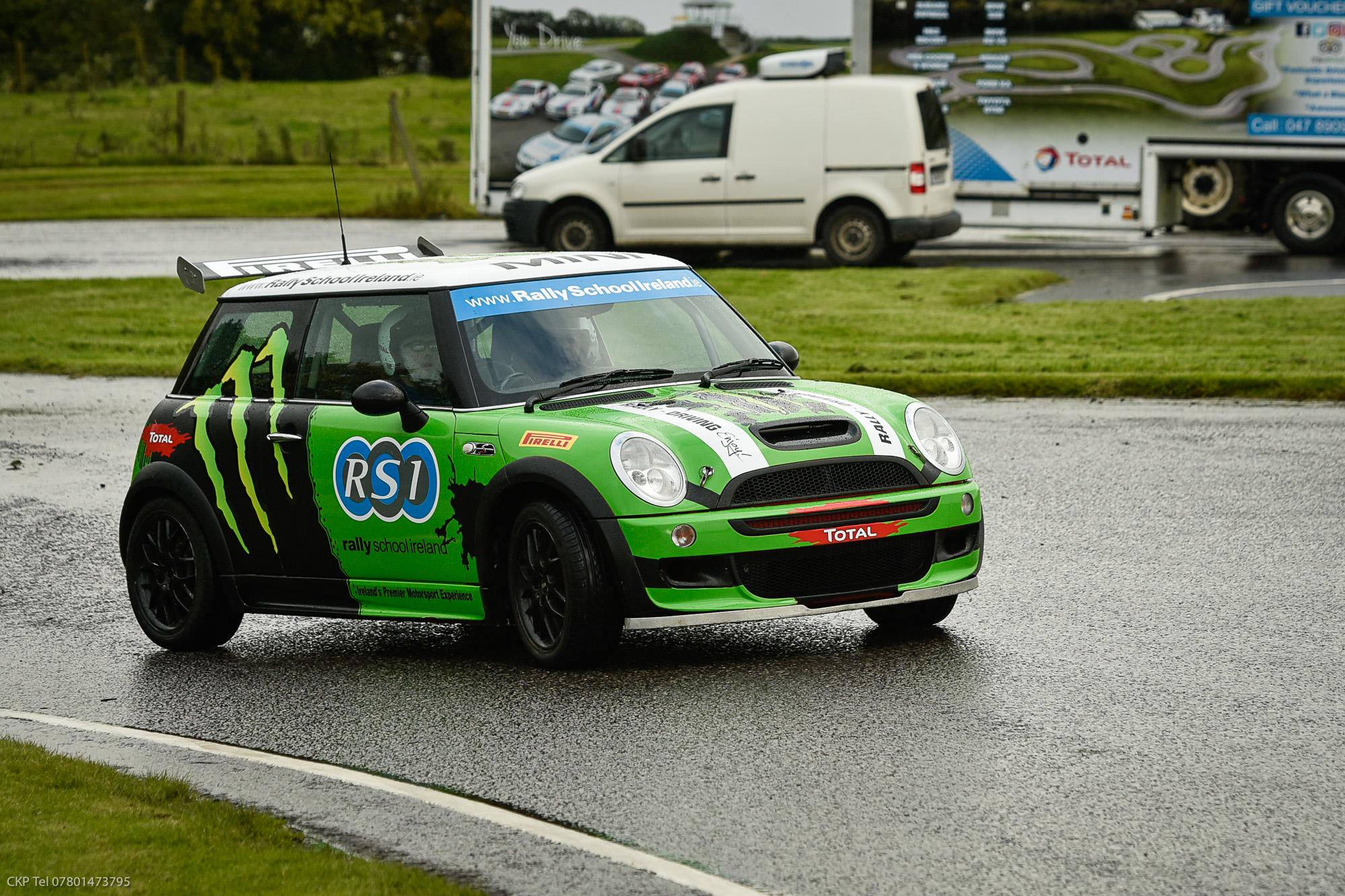 4 Car Choice Rally Experience – 24 Laps – Rally School Ireland