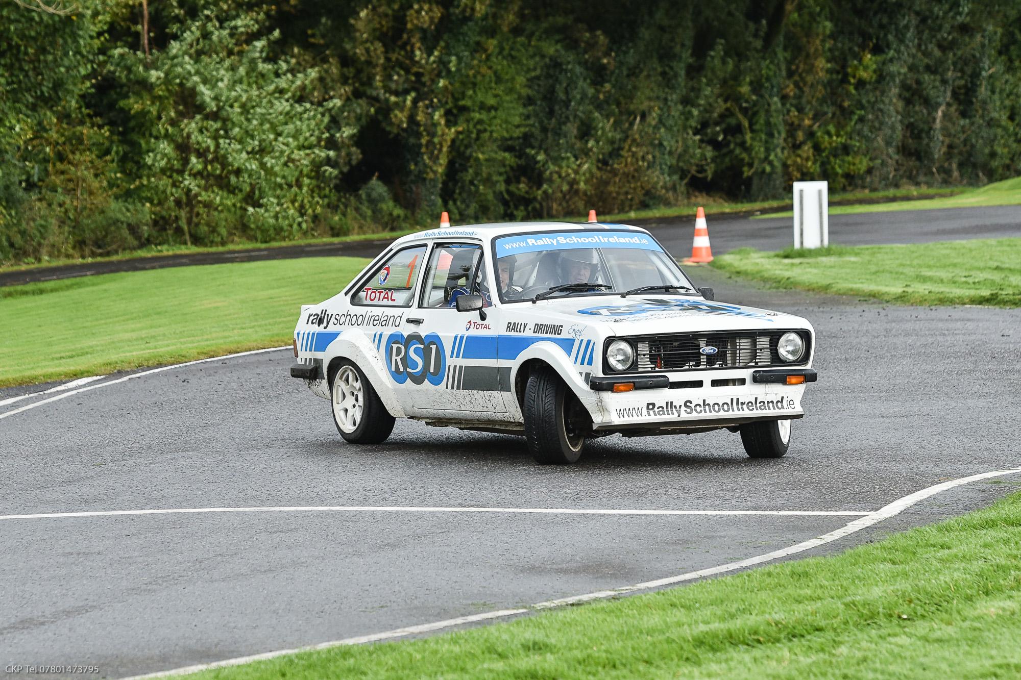 6 Car Subaru Turbo Rally Experience – 36 Laps – Rally School Ireland