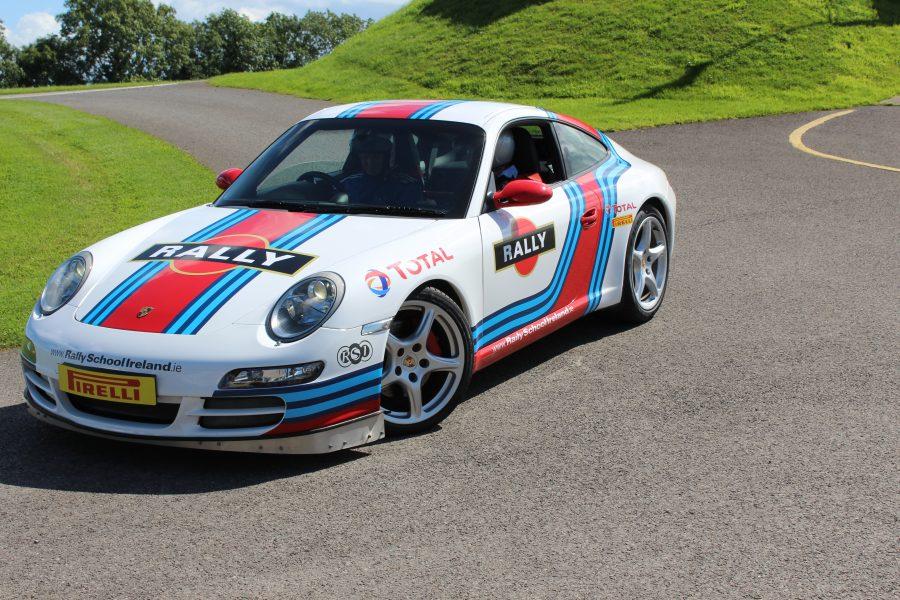 Porsche 18 laps Driving Experience