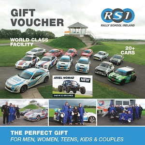 Rally School Irelands Gift Voucher