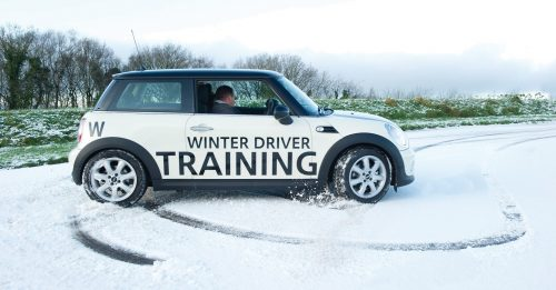 Winter Drivers Training