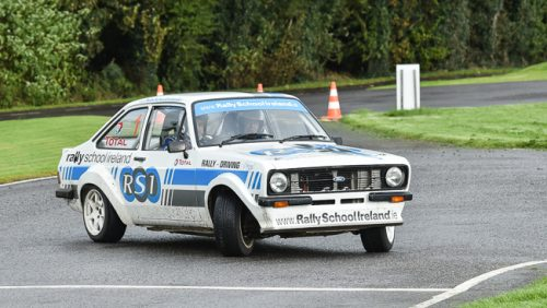 Rally Licence Course - Mark II Ford Escort