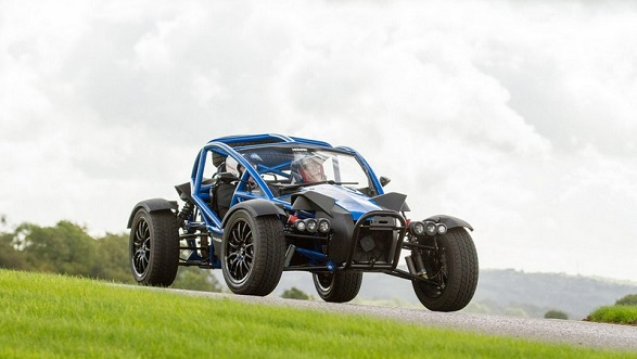 Ariel Nomad Experience